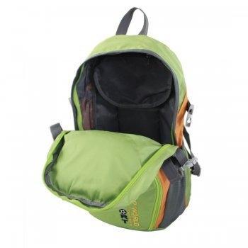 BP WORLD Premium  กระเป๋าเป้ รุ่น P1146 – สีเขียว + PM0001ขวดน้ำสแตนเลสฉนวนสุญญากาศ 400 ML ม่วง + PM0014เตาปิ้งย่างปิกนิกแบบพกพา