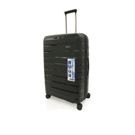 BP WORLD กระเป๋าเดินทาง รุ่น8505 ขนาด29นิ้ว สีดำ