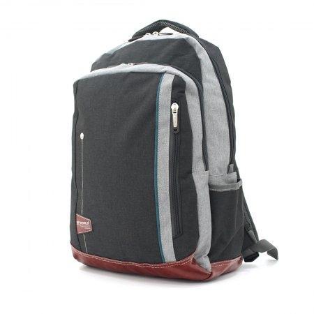 BP WORLD กระเป๋าเป้ Collection FINO รุ่น P1407 (สีดำ)