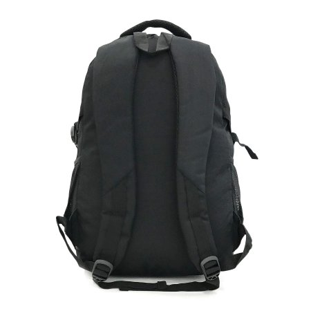 BLUE PLANET กระเป๋าเป้ รุ่น P1406-2 (สีดำ)