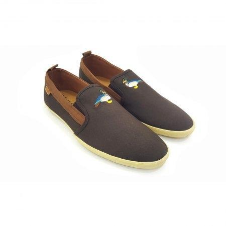 Mallard รองเท้าแบบสวม รุ่น ML059C (สีน้ำตาล)