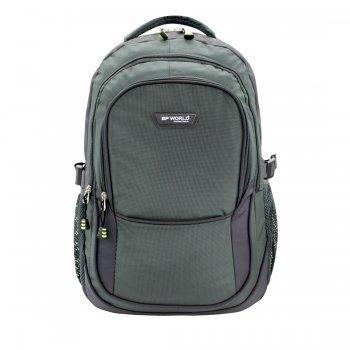 กระเป๋าเป้ โน๊ตบุ๊ค รุ่น PN017 (สีเทา)
