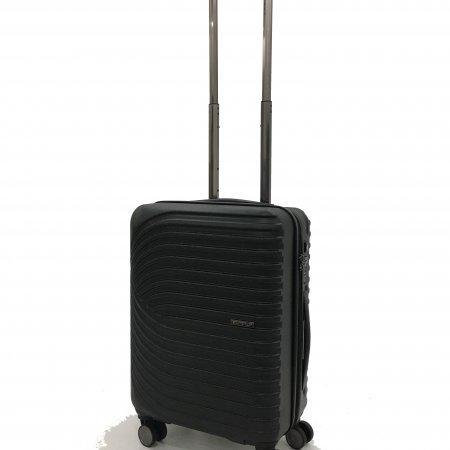 BP WORLD กระเป๋าเดินทาง รุ่น18812 ขนาด20 สีดำ