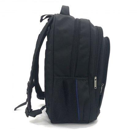 BLUE PLANET กระเป๋าเป้โน้ตบุ๊ค รุ่น PN1656 (สีดำ)