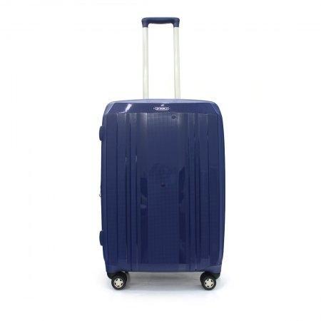 BP WORLD กระเป๋าเดินทาง 25 นิ้ว รุ่น 60014 (สีน้ำเงิน)