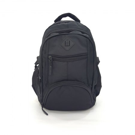 BLUE PLANET กระเป๋าเป้ รุ่น P1110 (สีดำ)