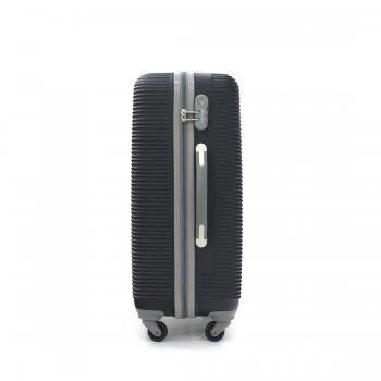 BLUE PLANET กระเป๋าเดินทาง 25 นิ้ว รุ่น 8111 (สีดำ)