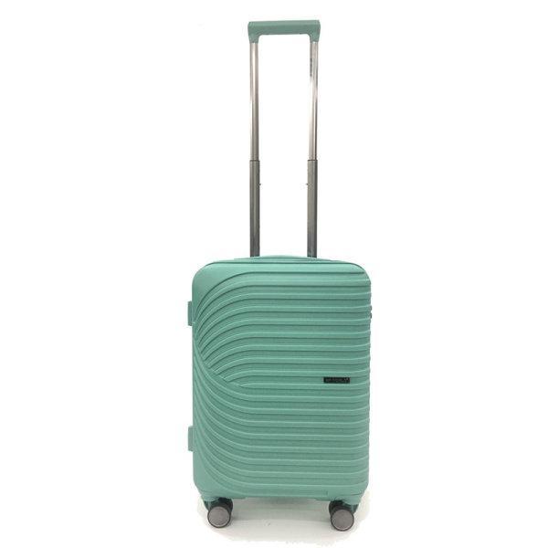 BP WORLD กระเป๋าเดินทาง รุ่น18812 ขนาด20 สีเขียว(เบนซิล)