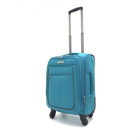 BP WORLD กระเป๋าเดินทาง 20 นิ้ว รุ่น Mallow 273 (สีฟ้า)