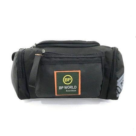 กระเป๋าคาดเอว รุ่น C5459 (สีดำ)