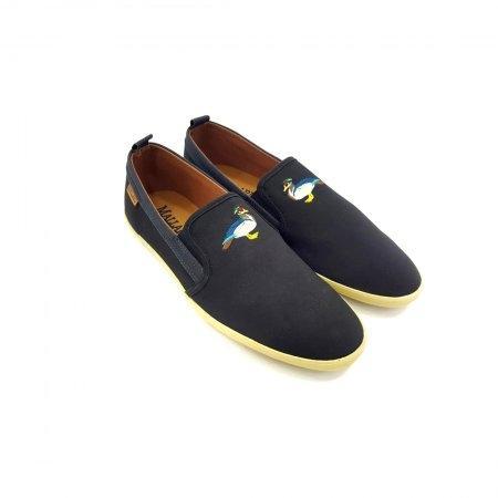 Mallard รองเท้าแบบสวม รุ่น ML059C (สีดำ)