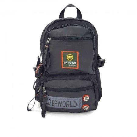 BP WORLD กระเป๋าเป้ รุ่น P6298 (สีดำ)