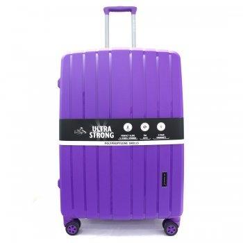กระเป๋าเดินทาง 29 นิ้ว รุ่น 8004 - สีม่วง