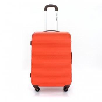 BLUE PLANET กระเป๋าเดินทาง 25 นิ้ว รุ่น 8111 (สีแสด)
