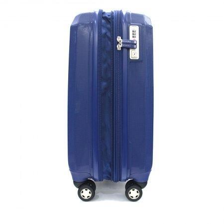 BP WORLD กระเป๋าเดินทาง 20 นิ้ว รุ่น 60014 (สีน้ำเงิน)
