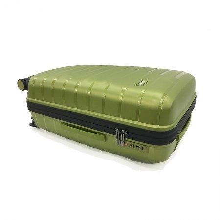 BP WORLD กระเป๋าเดินทาง รุ่น8505 ขนาด25นิ้ว สีเขียว