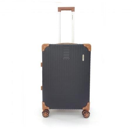 กระเป๋าเดินทาง BP WORLD รุ่น 7705 ขนาด 25นิ้ว สีดำ