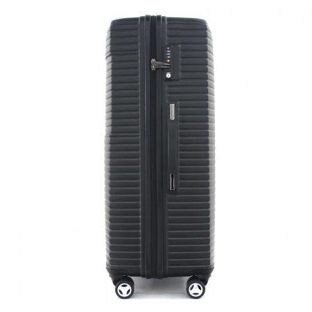 BLUE PLANET กระเป๋าเดินทาง รุ่น 147 ขนาด 29 นิ้ว สีดำ