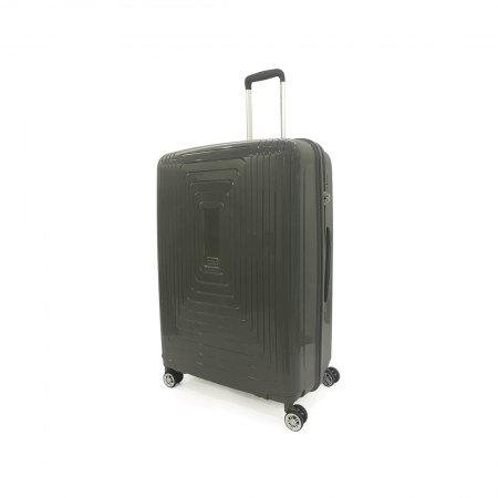 BP WORLD กระเป๋าเดินทาง รุ่น 8005 ขนาด 29 สีเทา