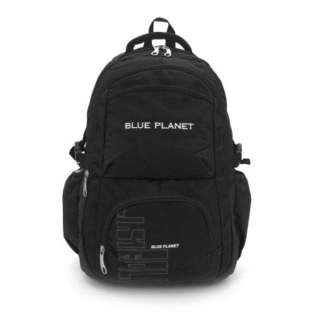 BLUE PLANET กระเป๋าเป้ รุ่น P1406 (สีดำ)