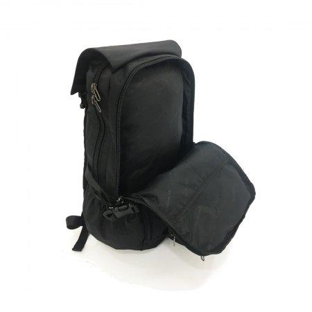 BP WORLD รุ่น กระเป๋าเป้  P6417-BK (สี ดำ)