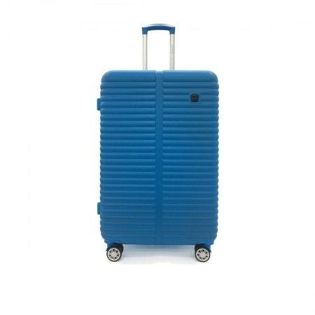 BLUE PLANET เซ็ทกระเป๋าเดินทาง รุ่น 12325 ไซส์ 28 สีฟ้า