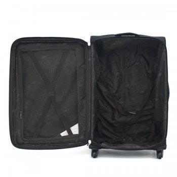 กระเป๋าเดินทาง 28 นิ้ว No. 1482 (สีดำ)