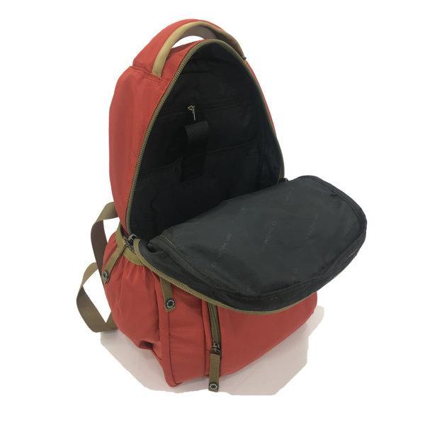 BP WORLD กระเป๋าเป๋ รุ่น P6089 สี ส้ม / ดำ