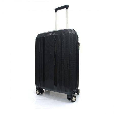 BP WORLD กระเป๋าเดินทาง 20 นิ้ว รุ่น 60014 (สีดำ)