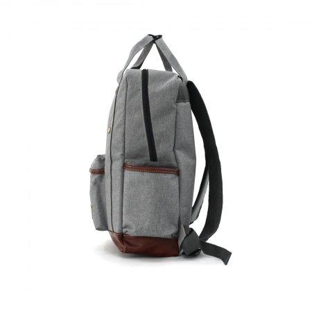BP WORLD กระเป๋าเป้ รุ่น FINO P1409 (สีเทา)