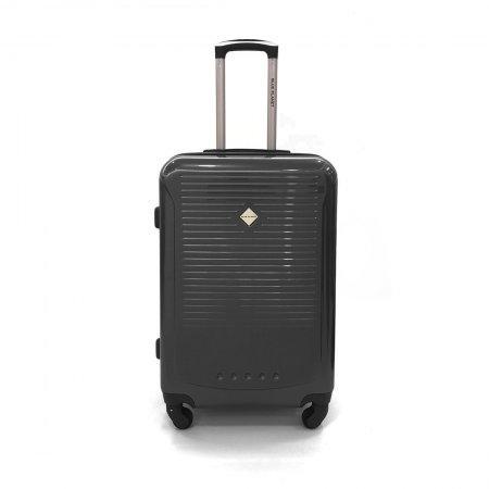 BLUE PLANET กระเป๋าเดินทาง 25 นิ้ว รุ่น 17312 (สีดำ)