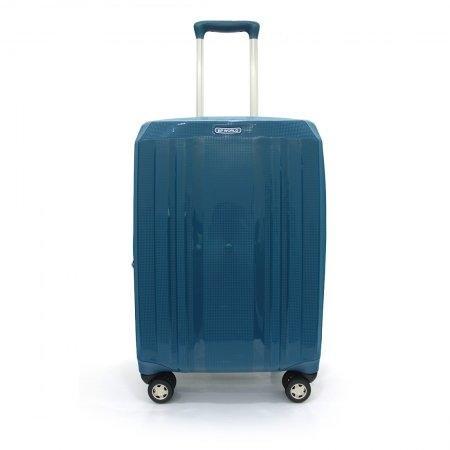 BP WORLD กระเป๋าเดินทาง 20 นิ้ว รุ่น 60014 (สีฟ้า)