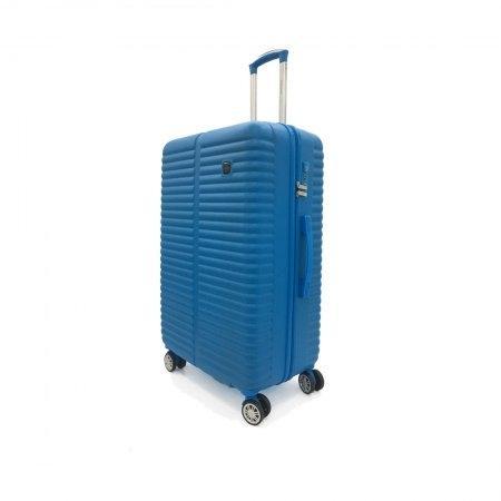 BLUE PLANET กระเป๋าเดินทาง รุ่น 12325 ไซส์ 28 สีฟ้า
