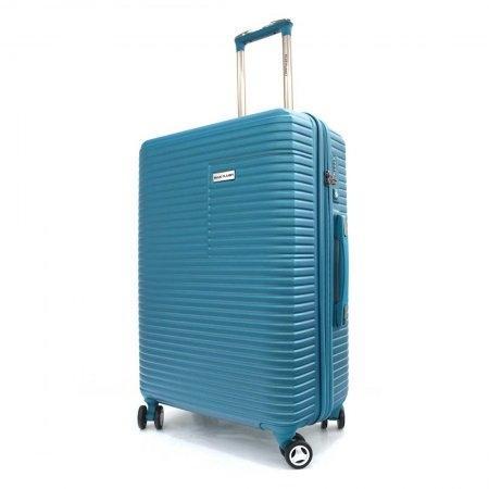 BLUE PLANET เซ็ทกระเป๋าเดินทาง รุ่น 147 ขนาด 29 นิ้ว และ 20 นิ้ว (สีฟ้า)