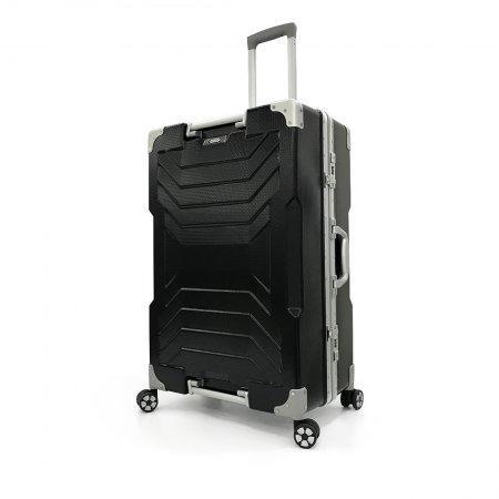 BP WORLD กระเป๋าเดินทาง 29 นิ้ว รุ่น Transformer 6023 (สีดำ)