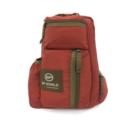 BP WORLD กระเป๋าคาดอก รุ่น C6416 - LR (สีส้ม)