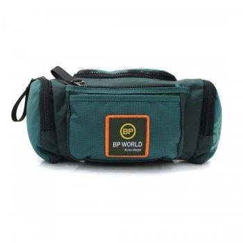 กระเป๋าคาดเอว รุ่น C5459 (สีเขียว)