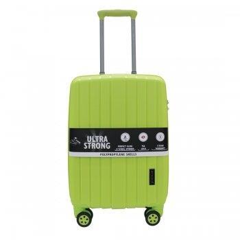 กระเป๋าเดินทาง 20 นิ้ว รุ่น 8004 - สีเขียว