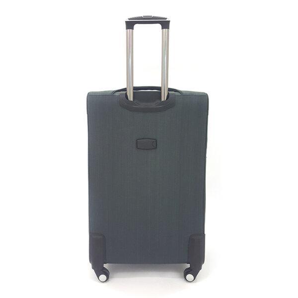 BLUE PLANET กระเป๋าเดินทาง รุ่น 4419 ขนาด28นิ้ว สีดำ