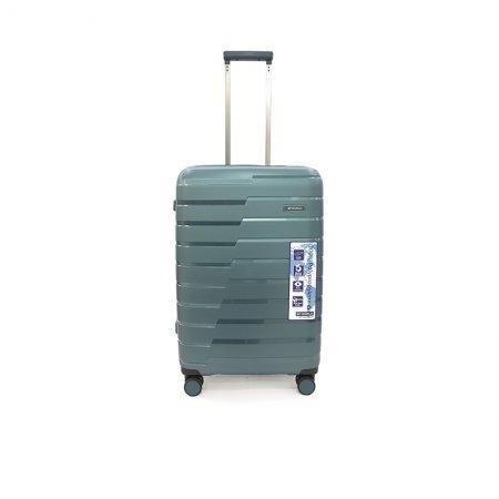 BP WORLD กระเป๋าเดินทาง รุ่น8505 ขนาด25นิ้ว สีฟ้า