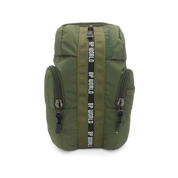 BP WORLD กระเป๋าคาดอก CAMO Collection รุ่น C6421 มี3สีให้เลือก ได้แก่ สีเขียว,สีเขียวลายทหาร,สีเทาลายทหาร