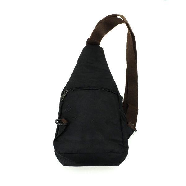 BP WORLD กระเป๋าสะพาย รุ่น B008 มีให้เลือก2สี ได้แก้ สีดำ และ สีเทา