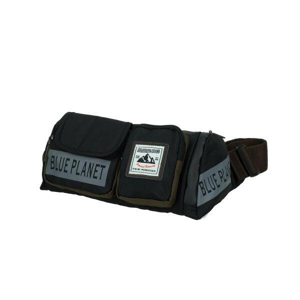 BP WORLD กระเป๋าคาดอก คาดเอว รุ่น C004 มีให้เลือก2สี ได้แก้ สีดำ และ สีเทา