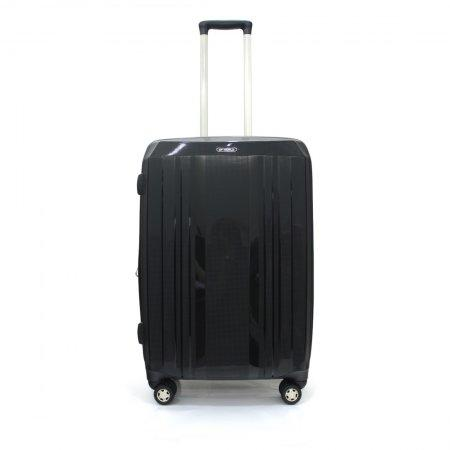 BP WORLD กระเป๋าเดินทาง 25 นิ้ว รุ่น 60014 (สีดำ)