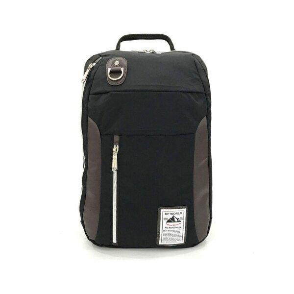 BP WORLD กระเป๋าเป้ รุ่น P003 มีให้เลือก2สี สีเขียวน้ำทะเล,สีดำ
