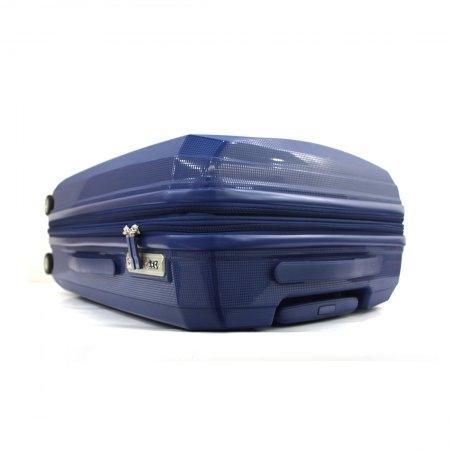 BP WORLD กระเป๋าเดินทาง 29 นิ้ว รุ่น 60014 (สีน้ำเงิน)