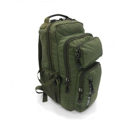 BP WORLD กระเป๋าเป้ CAMO Collection รุ่น P6418- GR (สี เขียว)
