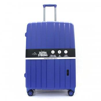 กระเป๋าเดินทาง 29 นิ้ว รุ่น 8004 - สีน้ำเงิน