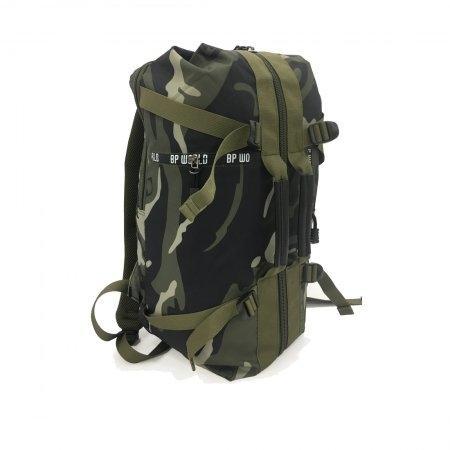 BP WORLD กระเป๋าเป้ CAMO Collection รุ่น P6420- GS (สีลายทหาร)