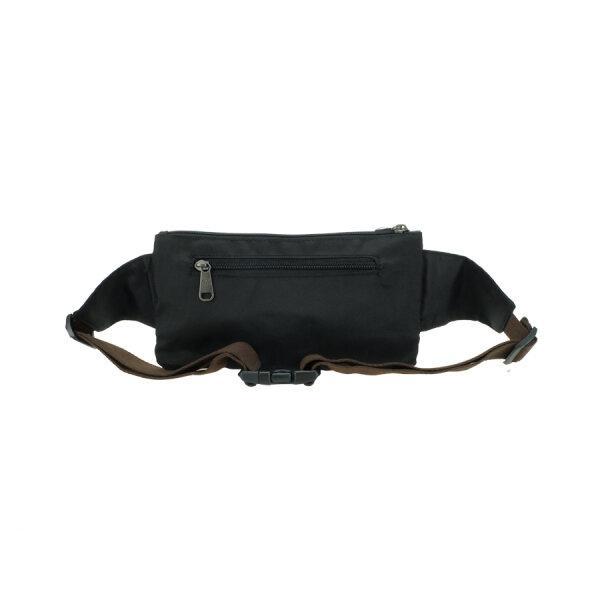 BP WORLD กระเป๋าคาดอก คาดเอว รุ่น C002 มีให้เลือก2สี ได้แก้ สีดำ และ สีเทา
